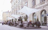 Casino Graz - Eröffnung des Cuisino Gastgartens (Foto Austria/Marija Kanizaj)