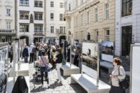 Atelier Jungwirth: Ausstellung Expressions am Wiener Judenplatz (Foto Atelier Jungwirth)