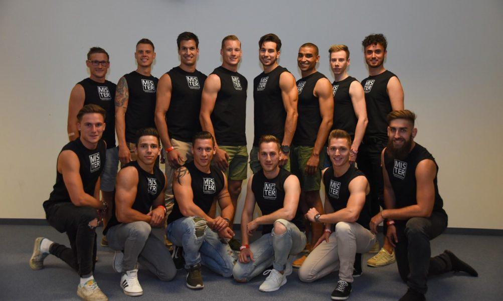 Die Kandidaten aus der Steiermark (Foto Mister Company/Pail)