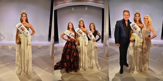 Celine Schrenk ist die neue Miss Austria