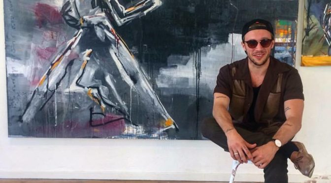 Alessandro Painsi – Artist trying to change the world