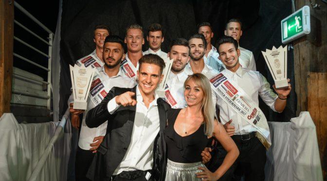 Haris Samardzic ist Mister Steiermark 2017
