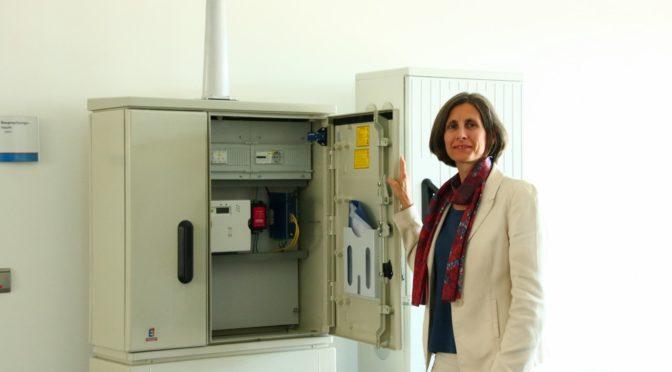 Dipl.-Ing. Sabine Wagner – ELSTA Mosdorfer GmbH