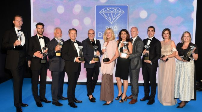 SPA DIAMOND AWARD 2017