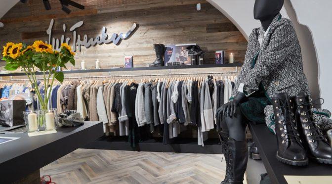LUIS TRENKER eröffnete Store in WIEN