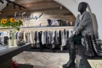 Eröffnung des Luis Trenker Shops in der Wiener Herrengasse (Foto Starpix / Alexander Tuma)
