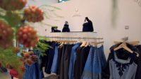 Mothwurf eröffnete ein Geschäft in München (Foto Hedi Grager)