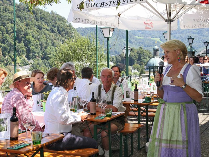 Immobilien-Händlerin Marlies Muhr ist Präsidentin des Steirertreffs in Salzburg (Foto privat)