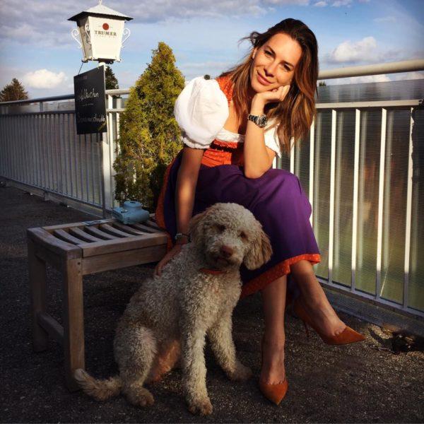 Alyssa Schwarz entwirft seit 2014 modische, coole wie auch elegante, vor allem aber einzigartige Mützen für Damen und Herren (Foto privat)