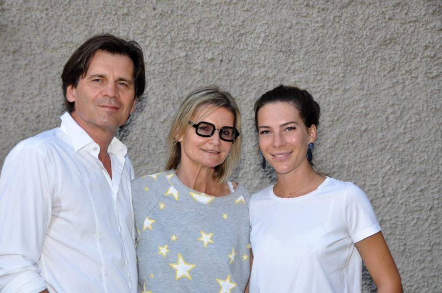 Ich traf Christian und Alyssa Schwarz während der Salzburger Festspielwoche zu einem interessanten Interview (Foto Reinhard Sudy)