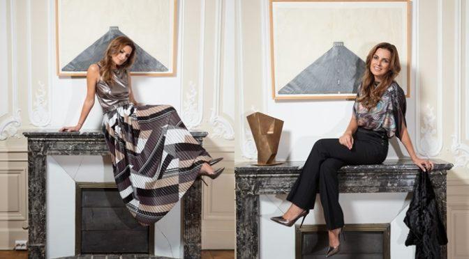 Bettina Assinger – voller Energie und Kreativität