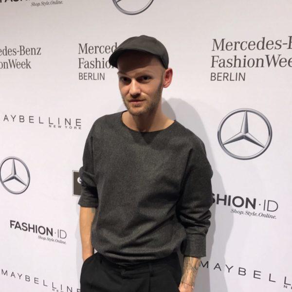 Christoph Skoff wurde auch schon von der erfolgreichen steirischen Designerin Lena Hoschek für ihre Fashion Show in Berlin gebucht (Foto privat)