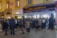 Karl Lagerfeld Shop Opening in Wien (Foto Andreas Tischler)