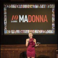 Jenny Magin feiert 10 Jahre MADONNA (Foto C Kernmayer)