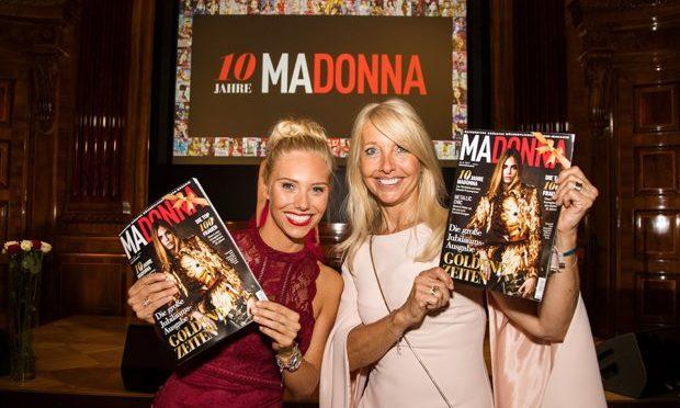 10 Jahre Lifestyle-Magazin Madonna