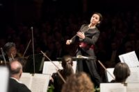 Chefdirigentin der Grazer Oper Oksana Lyniv (Foto Werner Kmetitsch)