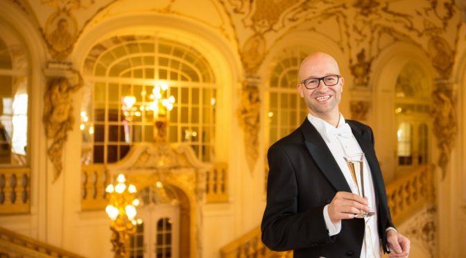 Bernd Pürcher – 'Mister Opernredoute'