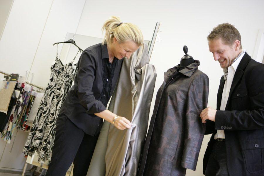Jones macht Mode, in der man sich wohl fühlt, Mode zum Leben (Foto Jones)