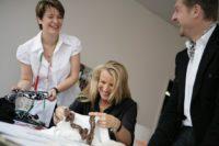Creativ-Director Doris Rose des erfolgreichen österreichischen Modelabels Jones (Foto Jones)