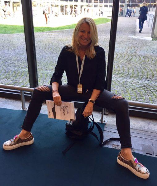 Doris Rose ist Creative Director des erfolgreichen österreichischen Modelabels Jones (Foto privat)