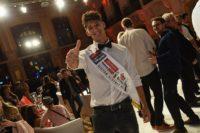 Der Wiener Alberto Nodale ist der neue Mister Austria 2017 (Foto Mister Company/Pail)