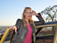 Liliana Klebow spielt schon seit 2005 'Penny Lanz' in der Erfolgsserie SOKO Donau (Foto Reinhard Sudy)