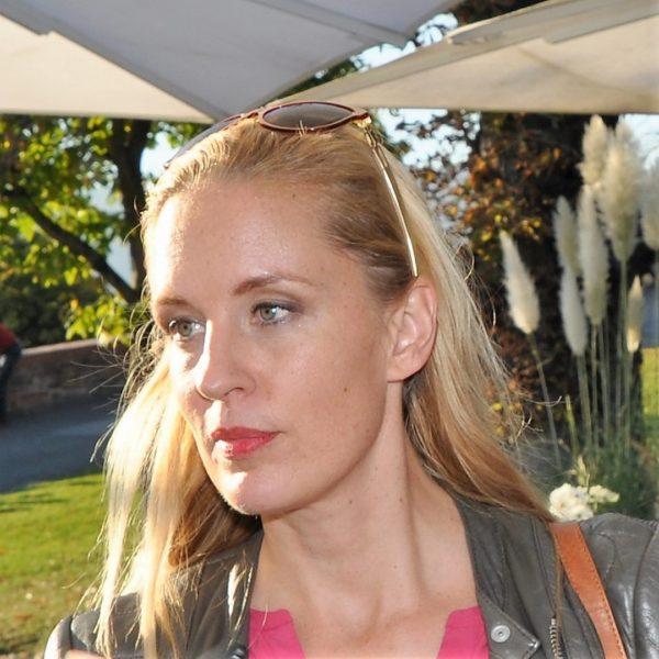 Die erfolgreiche Schauspielerin Lilian Klebow ist mit dem Schauspieler Erich Altkopf verheiratet (Foto Reinhard Sudy)