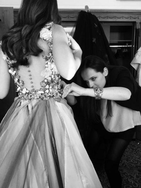 Behind the scenes - Miss Austria Shooting (Foto Sabrina Satzinger)