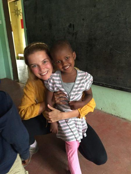 Christine Reiler verbrachte vier Wochen als Assistenz-Ärztin in El Salvador und sah sich danach noch das Nachbarland Guatemala an (Foto privat)