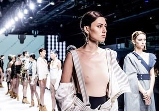 Fashion Week NYC / Style Fashion Week / Designer Rome Hunte (Foto Eva Maria Guggenberger)