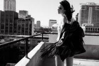Fotostrecke Los Angeles: Model Claudia Graf / Designs by Thomas Wylde (Foto Eva Maria Guggenberger)