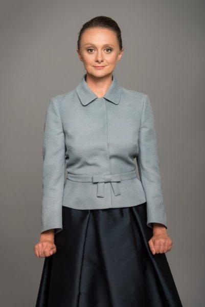 """""""Vorstadtweib"""" Gerdi Drassl verrät, dass es in der III. Staffel noch emotionaler wird (Foto ORF/Thomas Ramstorfer)"""