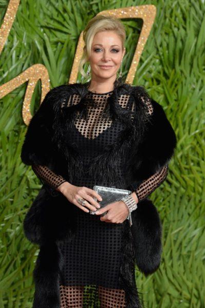 Nadja Swarovski ist die 'einzige' Frau in der Chefetage des Tiroler Unternehmens Swarovski. Hier bei der Vergabe der Fashion Awards 2017 in Partnerschaft mit Swarovski (Photo by Jeff Spicer/BFC/Getty Images)