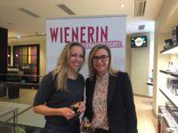 Chefredakteurin Barbara Haas im Frühstückstalk mit der Schauspielerin Nina Proll (Foto privat)