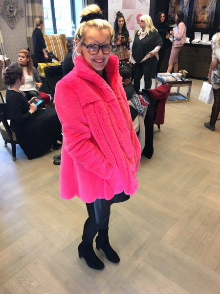 Roselinde Friedrich ist Marketing- und Kommunikationsexpertin, Influencer und Editor of MK Fashion Magazine (Foto privat)