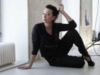 Schauspielerin Ursula Strauss (Foto Irina Gavrich)