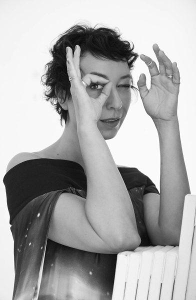 Über Pläne für das Jahr 2018 darf noch nicht gesprochen werden - aber es gibt sie, erklärt Schauspielerin Ursula Strauss (Foto Irina Gavrich)
