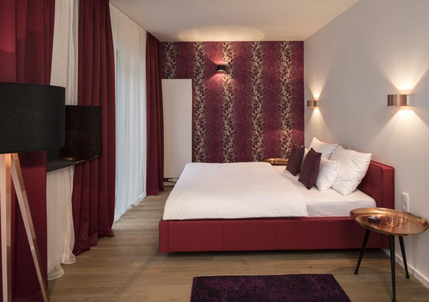 Geplant wurde das Hotel von Architekt Michael Kadletz und seiner Gattin Mag. Evelyn Kadletz (Foto Walter Luttenberger)