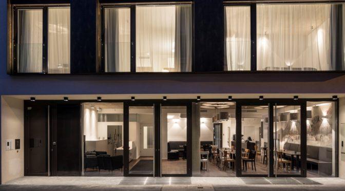 Neu in Graz: das GAPSITE Hotel