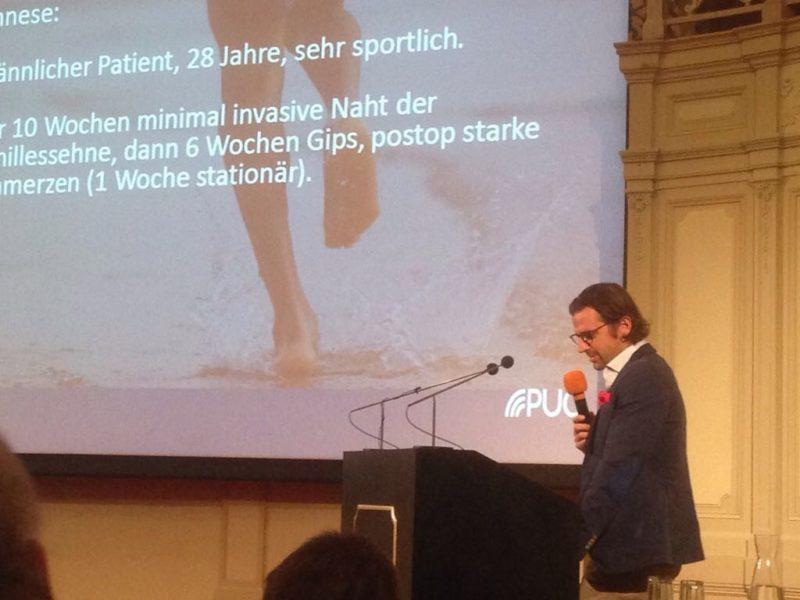 """Die Bezeichnung """"Beauty doc"""" mag Veith Moser gar nicht. Er sagt, er ist kein Beauty Doc sondern Plastischer Chirurg (Foto privat)"""