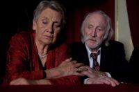 """Ingrid Burkhard mit Karl Merkatz in """"Echte Wiener"""" (Foto Thimfilm)"""