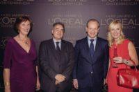 L'Oréal Österreich Geschäftsführer Klaus Fassbender und der französische Botschafter S.E. Francois Saint-Paul luden anlässlich 50 Jahre L'OREAL in Österreich in die prachtvollen Räumlichkeiten der französischen Botschaft (Foto L'OREAL)