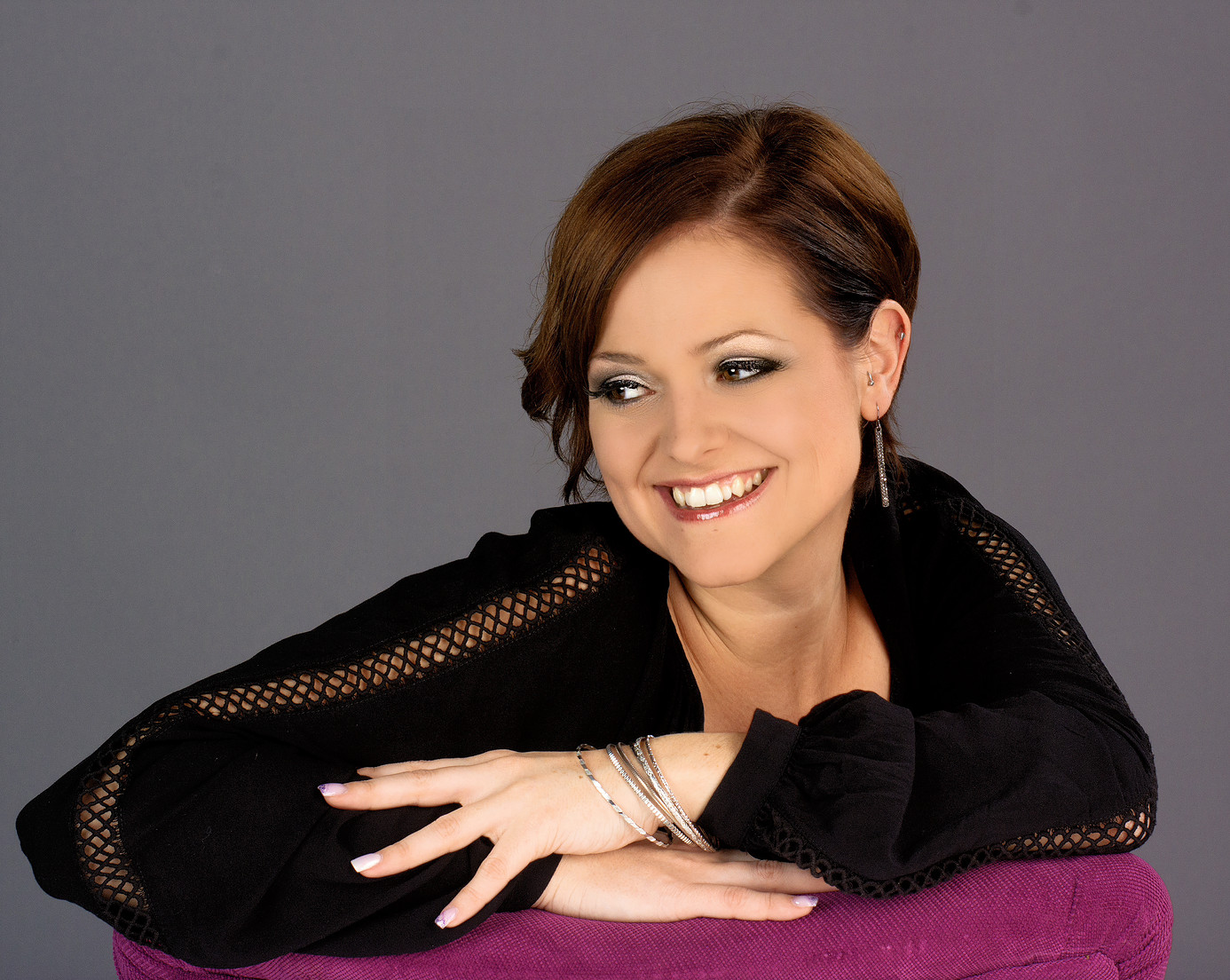 Jeannine Rossi by Michaela Lorber