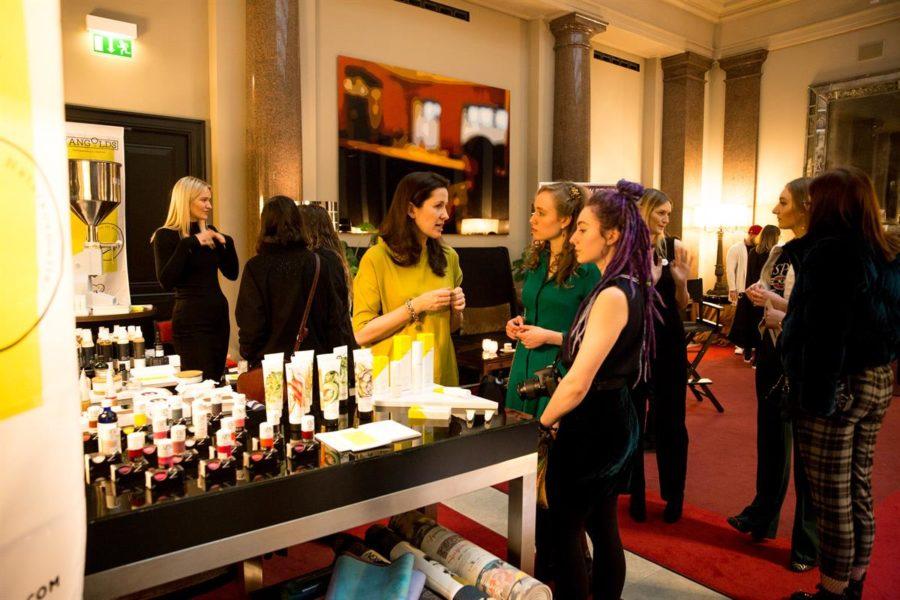 SPREAD Pop Up Showroom während der MBFW Berlin im Hotel de Rome: MANGOLDS (Foto SPREAD)