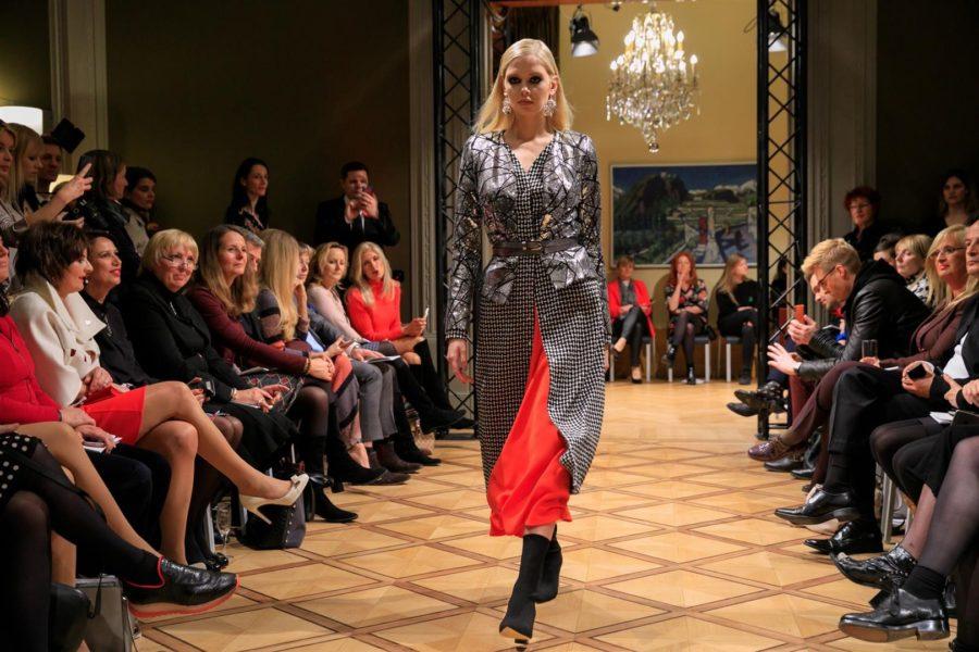 Swiss Fashion Night in der Schweizerischen Botschaft in Berlin (Foto Anna Wasilewski)