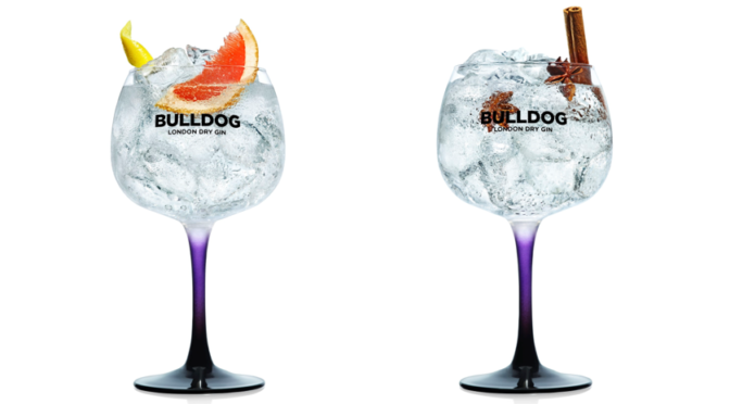 CAMPARI Austria mit BULLDOG London Dry Gin