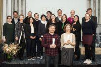 Im Rahmen der 21. Diagonale in Graz wurde der Franz-Grabner-Preis verliehen (Foto Diagonale Miriam Raneburger)