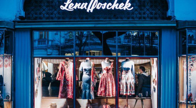 Lena Hoschek eröffnet Flagship Store in Graz