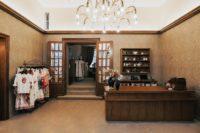 Lena Hoschek erweiterte ihren Grazer Flagship Store (Foto LUPI SPUMA)