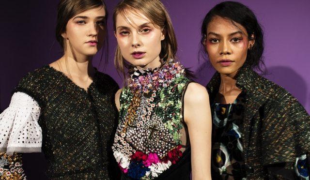 Talbot Runhof begeistert bei der Paris Fashion Week
